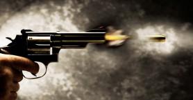 Γυναίκα χτυπήθηκε από αδέσποτη σφαίρα ενώ κάθονταν καφετέρια