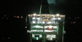 Επέστρεψε το πλοίο Blue Galaxy στο λιμάνι της Σούδας εσπευσμένα