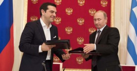 Τηλεφωνική επικοινωνία με τον Πούτιν είχε ο Αλ.Τσίπρας