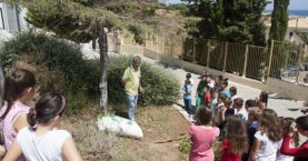 Εκπαιδευτική δράση μαθητών στο πλαίσιο προγράμματος του Δήμου Χερσονήσου