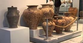 Τραγελαφικό: Λιποθύμησε στο Αρχαιολογικό Μουσείο και έσπασε μινωικό πιθάρι