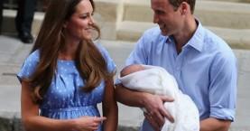 Φαβορί το όνομα Σάρλοτ για το «βασιλικό μωρό»