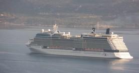 Η αποθέωση της πολυτέλειας - Στα Χανιά το κρουαζιερόπλοιο Celebrity Equinox