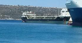 Κατασχέθηκε δεξαμενόπλοιο στα Χανιά