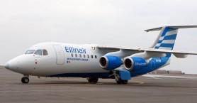 H Ellinair στο Ηράκλειο