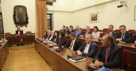 Εξελέγη σήμερα το Προεδρείο της Εξεταστικής Επιτροπής για τα Μνημόνια