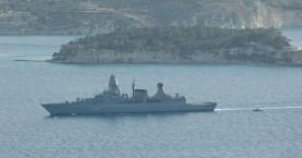Γερμανικά πολεμικά πλοία, απο την Σούδα σε επιχειρήσεις διάσωσης μεταναστών