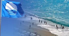 Το 1/4 των Γαλάζιων Σημαιών πανελλαδικά, κυματίζει στην Κρήτη