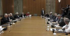 Κυβερνητικό Συμβούλιο το μεσημέρι στη Βουλή
