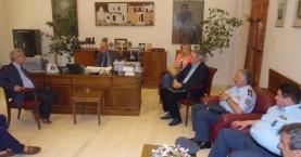 Την ίδρυση ΑΤ Πόλης και την ενίσχυση της ΑΔ Ηρακλείου ζήτησε ο Β. Λαμπρινός