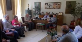 Συμφωνία με τους οικιστές – Ικανοποιημένοι αποχώρησαν από τη Λότζια