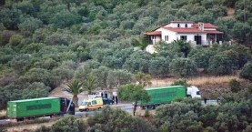 Τι βρήκε η αστυνομία στο δεύτερο κρησφύγετο των ληστών του Διστόμου