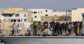 Ιταλία: Πάνω από 4.100 διασωθέντες, δέκα μετανάστες νεκροί στη Μεσόγειο
