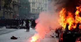 Ιταλία: Πήραν DΝΑ από 14 Έλληνες που ήταν κοντά στα επεισόδια στο Μιλάνο
