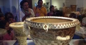 Το Αρχαιολογικό Μουσείο Ηρακλείου μάγεψε τα παιδιά των ΚΔΑΠ
