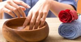 Ελαιόλαδο για νύχια που λάμπουν από υγεία