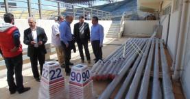 Εξοπλίζεται το Παγκρήτιο Στάδιο για το Πανευρωπαικό πρωτάθλημα στίβου