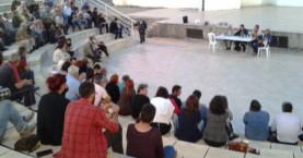 Ομιλία του Α.Ξανθού σε εκδήλωση στο Πέραμα Μυλοποτάμου