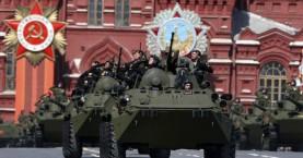 Η Ρωσία γιορτάζει τη νίκη επί της ναζιστικής Γερμανίας