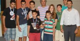 Σκάκι: Νέος θρίαμβος για την Σ.Α. Χανίων
