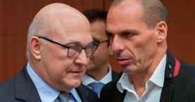 Σαπέν: «Η Ελλάδα ανήκει στο ευρώ, ανήκει στην Ευρώπη»