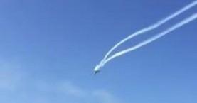 Σύγκρουση μικρών αεροσκαφών στην Ιταλία (βίντεο)