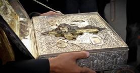 Σήμερα η άφιξη στα Χανιά τεμάχιου του Τιμίου Ξύλου από τα Ιεροσόλυμα