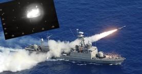 Βυθίστηκε σκάφος στο Κρητικό πέλαγος μετά απο βολές του Πολεμικού Ναυτικού