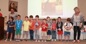 Σκάκι: Φινάλε στο 3ο Μαθητικό Πρωτάθλημα Δήμου Πλατανιά
