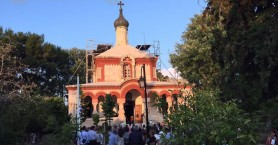 Ήμαρτον! Δείτε τι συμβαίνει στον ναό της Αγ. Μαγδαληνής στα Χανιά