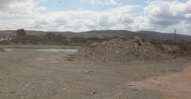 Mπάζωνε τις όχθες του ποταμού στον Καρτερό (φωτο)
