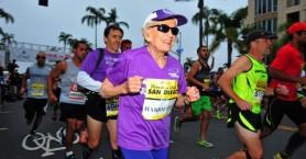 Σούπερ γιαγιά: 92χρονη τερμάτισε σε μαραθώνιο!