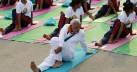 Παγκόσμια Ημέρα Γιόγκα με τον ινδό πρωθυπουργό στην πρώτη γραμμή