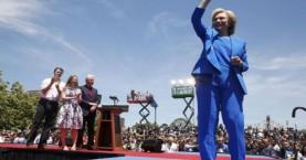 «Θα είμαι η νεότερη γυναίκα πρόεδρος των ΗΠΑ»