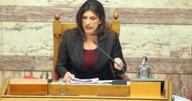 Βουλή: Εφαρμόζουμε ακόμα και στους άντρες των ΜΑΤ το πρωτόκολλο ασφαλείας