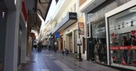 Νεκρή η αγορά του Ηρακλείου - Ανησυχούν οι έμποροι