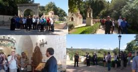 Επίσκεψη στο Πάρκο τροχαίων απο το Παγκόσμιο Συμβούλιο Εκκλησιών