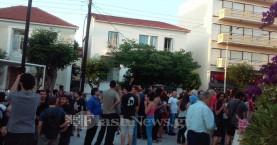Η νεολαία Χανίων του ΣΥΡΙΖΑ για τα γεγονότα στην εκδήλωση