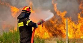 Πυρκαγιά στο Γεράνι Ρεθύμνου
