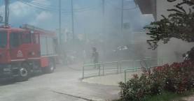 Ανήλικος συνελήφθη ως ο δράστης έξι πυρκαγιών στα Χανιά