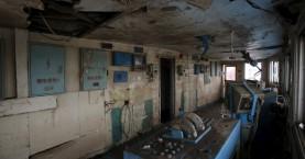Φωτογραφίες μέσα από το μοιραίο πλοίο που ναυάγησε στην Κίνα