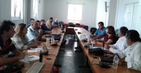 Συνάντηση για την αξιοποίηση των εγκαταστάσεων του ΚΤΕΟ Καβουσίου