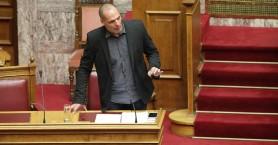 Δεν αναμένει συμφωνία στο Eurogroup ο Γιάνης Βαρουφάκης