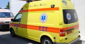Τροχαίο με τραυματία οδηγό δικύκλου στα Χανιά