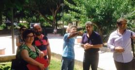 Αυτοψία για τη διάσωση του φοίνικα στο κέντρο του Ηρακλείου