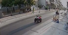 Απίστευτο βίντεο με την πορεία