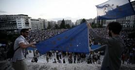 Επιτροπή στήριξης του ΝΑΙ: «Κόμμα μας είναι η Ελλάδα»