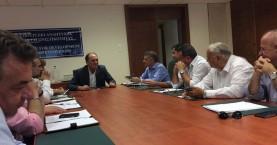 Συνάντηση Περιφερειαρχών με Σταθάκη για το νέο ΕΣΠΑ