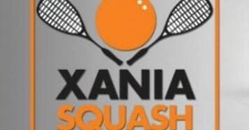 Ανοιχτό τουρνουά Squash στα Χανιά