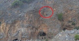 Ο τραγικός θάνατος του ορειβάτη στην Αγία Ρουμέλη (βίντεο)